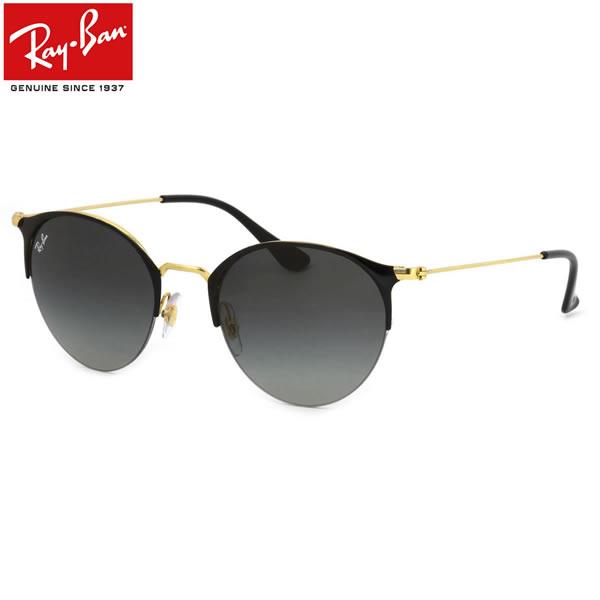 Ray-Ban レイバン サングラスRB3578 187/11 50サイズHIGHSTREET ハイストリート 丸メガネ ポストン グラデーション ブロー ラウンド レイバン RayBan メンズ レディース