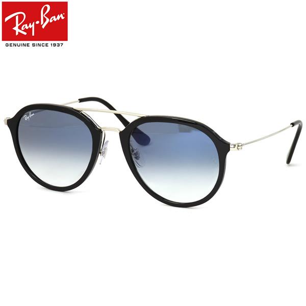 レイバン サングラス Ray-Ban RB4253 62923F 53サイズレイバン RAYBAN 6292/3F AVIATOR アビエーター ツーブリッジ ダブルブリッジ ティアドロップ ブルーレンズ メンズ レディース