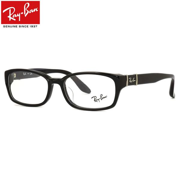 レイバン メガネ フレーム Ray-Ban RX5198 2000 53サイズ レイバン RAYBAN メンズ レディース
