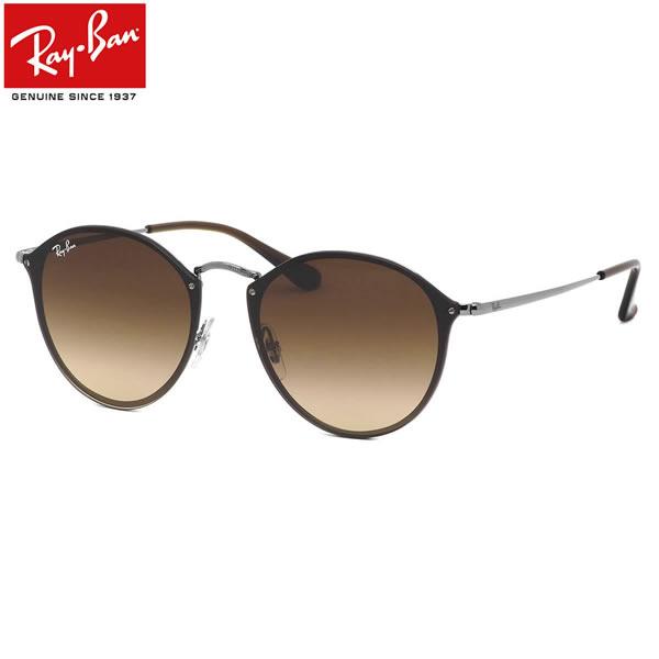 Ray-Ban レイバン サングラスRB3574N 004/13 59サイズBLAZE ROUND ブレイズラウンド HIGHSTREET 00413 フラットレンズ ハイストリートレイバン RayBan メンズ レディース
