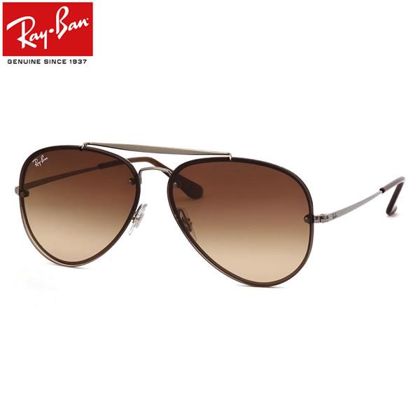 Ray-Ban レイバン サングラスRB3584N 004/13 61サイズHIGHSTREET BLAZE ハイストリート ブレイズ ダブルブリッジ トレンド レイバン RayBan メンズ レディース