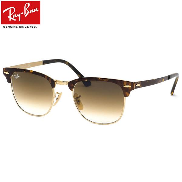 Ray-Ban レイバン サングラスRB3716 900851 51サイズCLUBMASTER クラブマスター ブロー ICON アイコン デミ べっ甲レイバン RayBan メンズ レディース