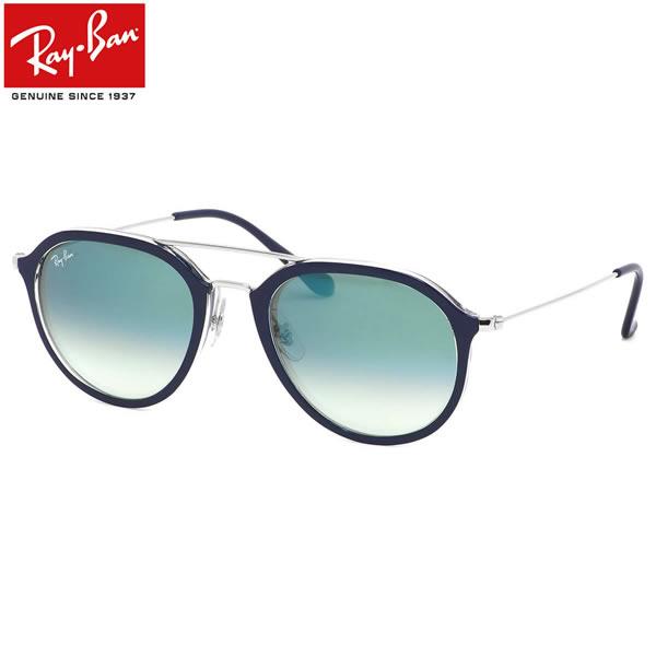 Ray-Ban レイバン サングラスRB4253 60533A 53サイズRAYBAN GRADIENT LENSES 6053/3A ティアドロップ ツーブリッジ ダブルブリッジレイバン RayBan メンズ レディース