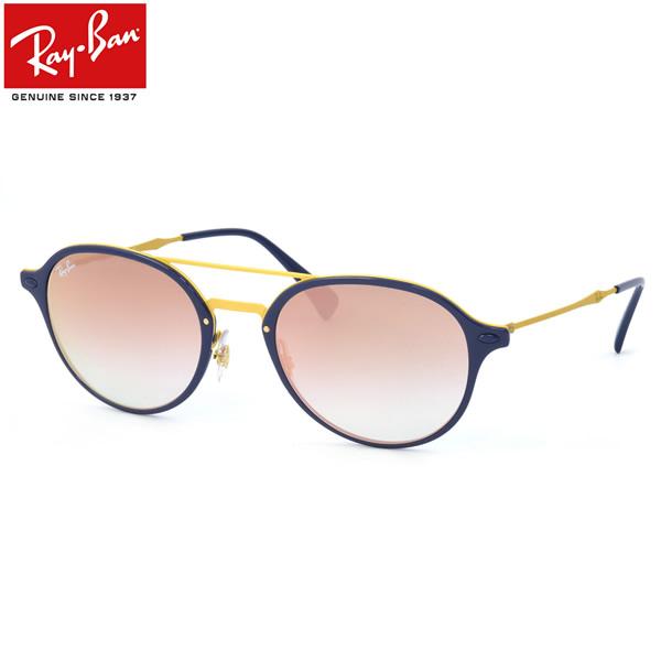 Ray-Ban レイバン サングラスRB4287 872/B9 55サイズTECH LIGHT RAY テック ライトレイ ボストン ダブルブリッジレイバン RayBan メンズ レディース
