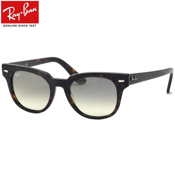 Ray-Ban レイバン サングラスRB2168 902/32 50サイズMETEOR CLASSIC メテオール クラシック ボスリントン グラデーションレンズ グレー ドライブ アウトドアメンズ レディース