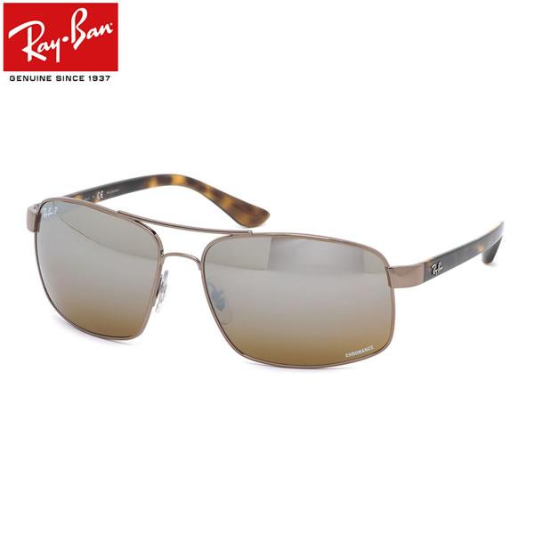 Ray-Ban レイバン サングラスRB3604CH 121/A2 62サイズダブルブリッジ ツーブリッジ 偏光 ポラライズド ミラーレンズメンズ レディース