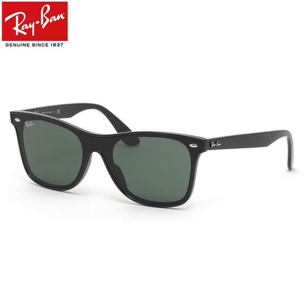 Ray-Ban レイバン サングラスRB4440NF 601/71 144サイズWAYFARER BLAZE ウェイファーラー ブレイズ 1枚レンズ メンズ レディース