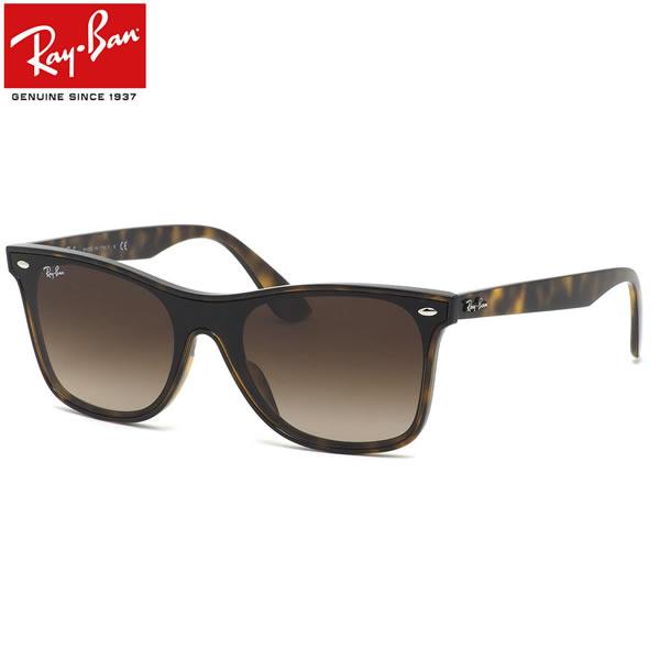 Ray-Ban レイバン サングラスRB4440NF 710/13 144サイズWAYFARER BLAZE ウェイファーラー ブレイズ ライトカラー 1枚レンズ グラデーション ハバナメンズ レディース