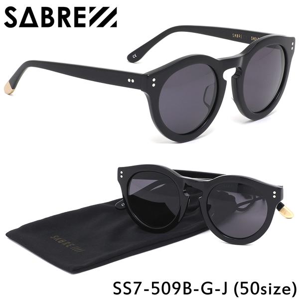 セイバー SABRE サングラスSS7-509 B-G-J 50サイズSHELBY シェルビー ボストン シンプル クラシカル モダン トレンドセイバー SABRE メンズ レディース