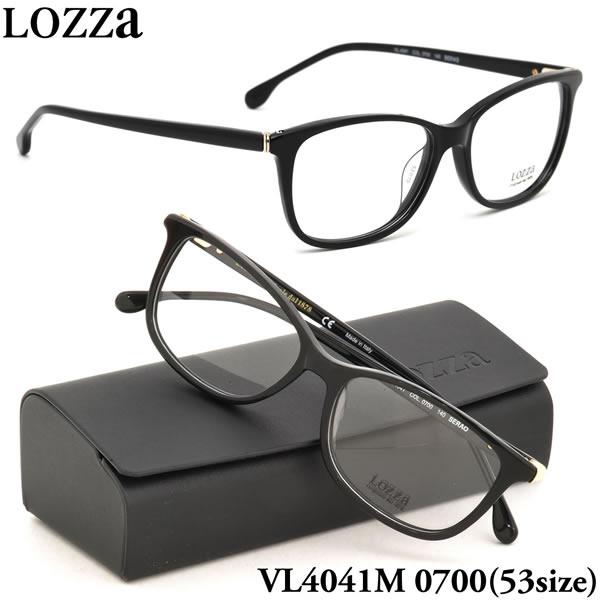 LOZZA ロッツァ 眼鏡 メガネ フレーム VL4041M 0700 53サイズ SERAO ボストン メンズ レディース
