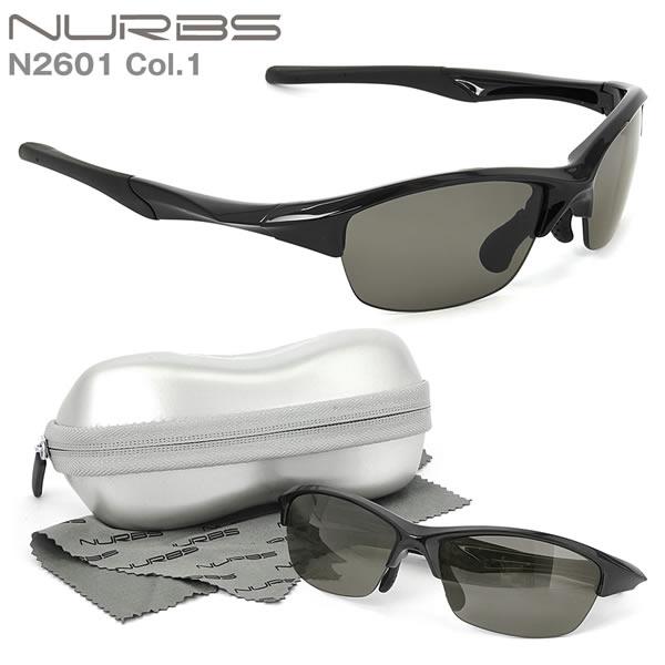 N2601 C1 Nurbs(ヌーブス)お度数付きスポーツサングラス