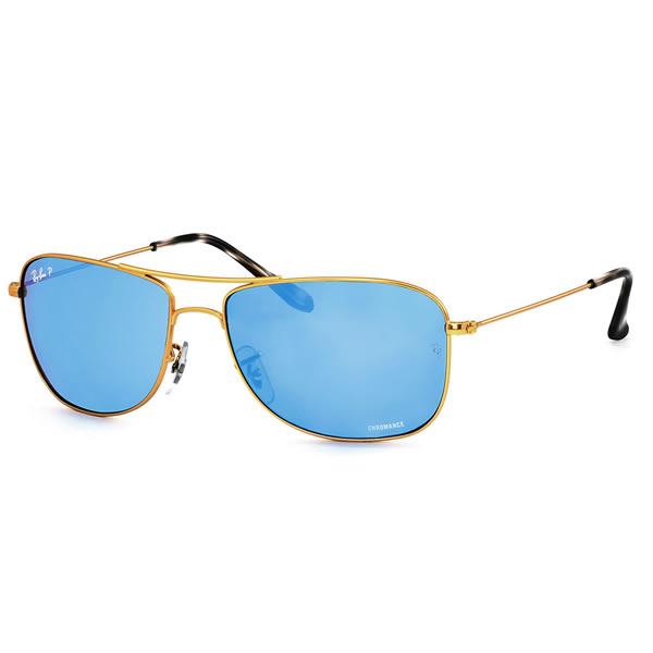 2f74ea56e7 (Ray-Ban) sunglasses RB3543 112   A1 59 size CHROMANCE chroman is rectangle polarized  lens Polarized Sunglasses-to-bridge mirror RayBan men s women s