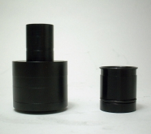 C 摄像机安装适配器镜头 37 毫米高清电视-37 (37 毫米)
