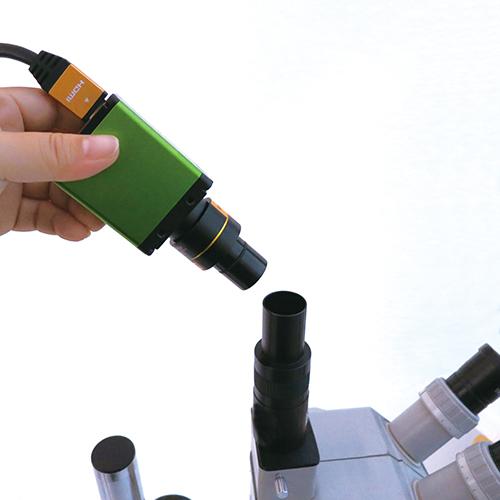 株式会社松電舎 顕微鏡用 フルハイビジョンカメラ HDCT-20BA 【送料無料】
