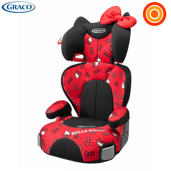 DX Hello Kitty junior plus booster seat GRACO ( Greco )