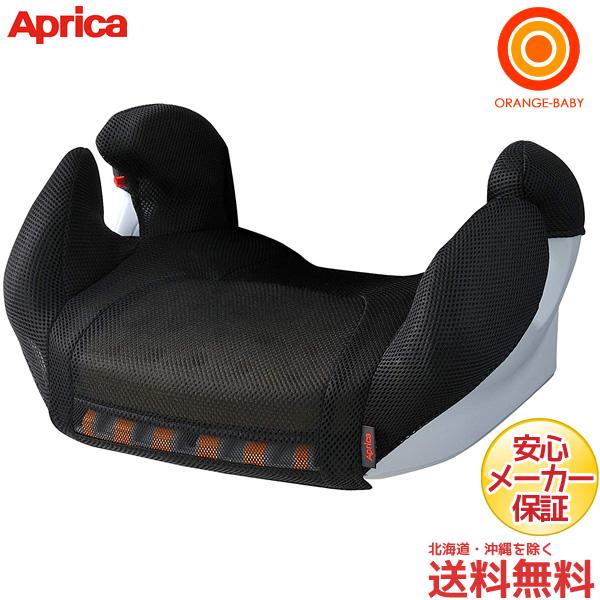 Aprica mashmalojuniorear Thermo-(EC) 空气黑 (BK)