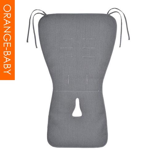 ORANGE-BABY: Aprica stroller common seat liner grey stick ...