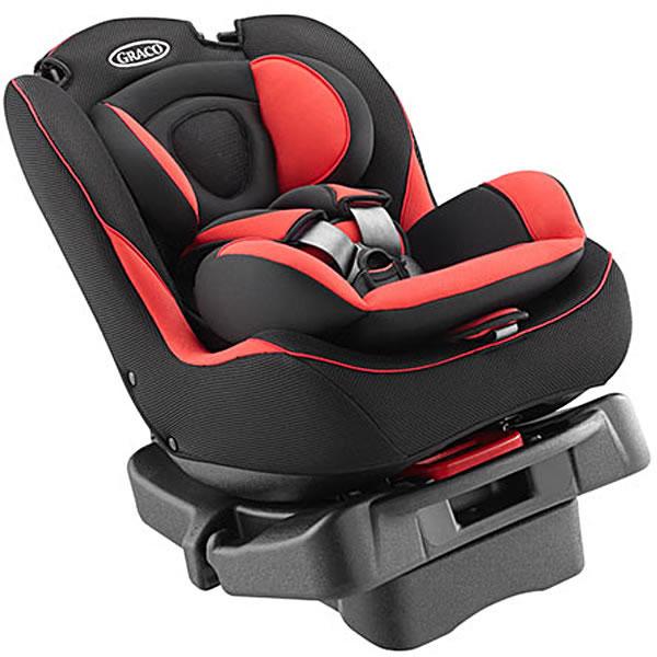 (GRECO) GRACO car seat die flow G-FLOW red RD