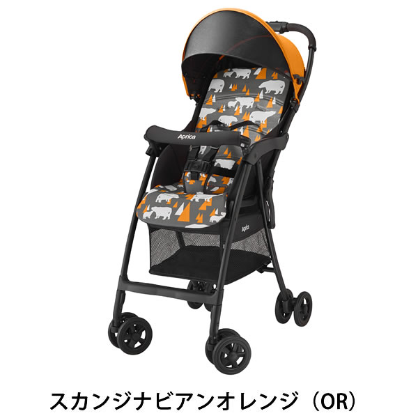 3.0 kg of up Rika 2017 latest model true Cal air AD high seats back expression stroller type B buggy