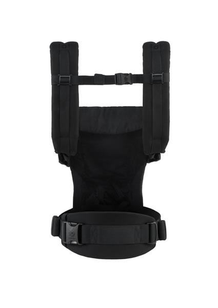 Dad-way ERGObaby ADAPT baby carrier / black (with baby waist belt)