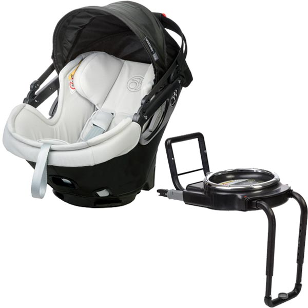 Orbit Baby G3 Infant Car Seat Isofix Based Black
