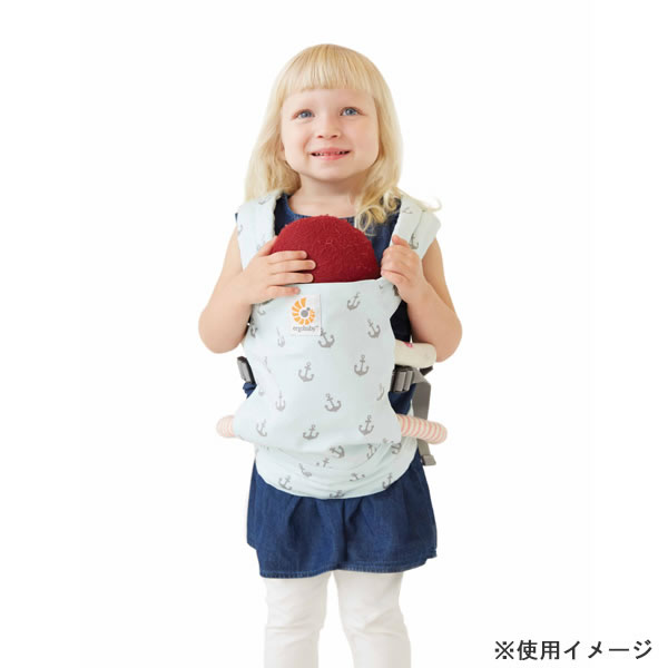 399fb9682dd ERGO baby ( ERGObaby ) ERGObaby doll carrier purple Mystic   puppet for and