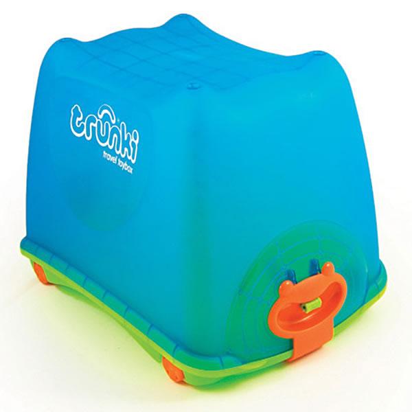 trunki (trunki) 4 方式玩具盒蓝色