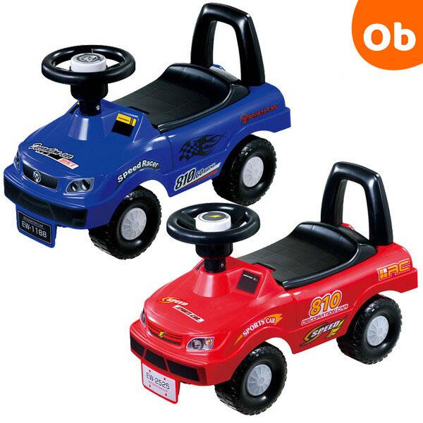 〈エントリーでポイントUP〉永和 キッズスポーツカー 足けり乗用玩具 送料無料 最安値に挑戦 誕生日 お祝い ラッピング不可商品 沖縄 一部地域を除く