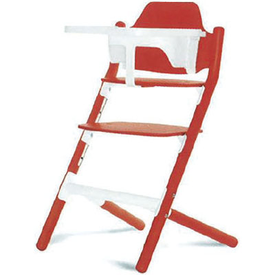(Brio) BRIO Sit Highchair Red
