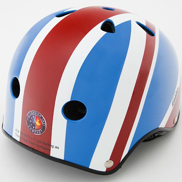 London taxi helmet Flag