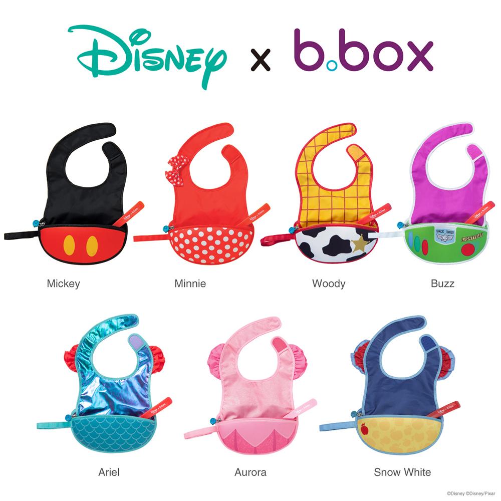 ビーボックス ディズニートラベルビブ b.box 送料無料 沖縄 セットアップ 買い物 一部地域を除く