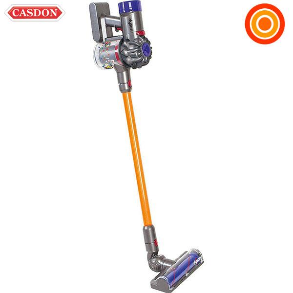 CASDON キャスドン ダイソン コードレス トイクリーナー 一部地域を除く ままごと 流行のアイテム 沖縄 送料無料 新作 大人気 掃除機のおもちゃ