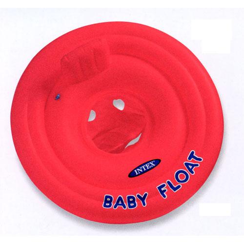 Orange Baby Intex Intec S Baby Float 56586 Rakuten