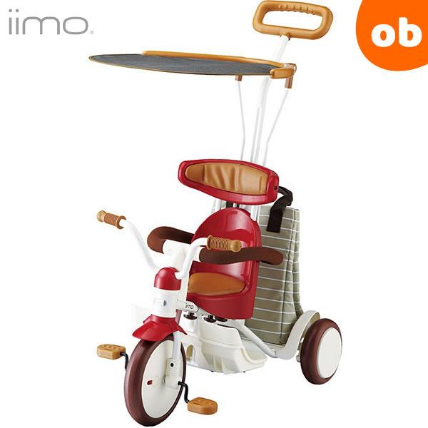 幸好三輪車 03: irmotraysicle 號 03 Eternitey 紅色 (永恆紅)