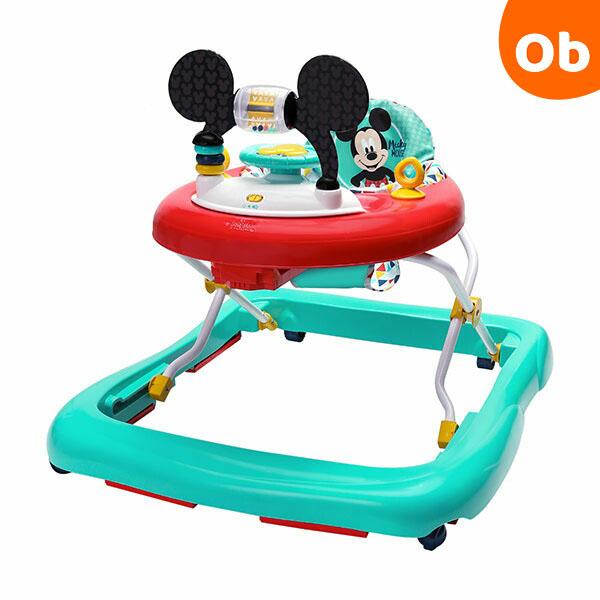 【2019年1月中旬頃入荷予約分】KidsII ミッキーマウス・ハッピートライアングル・ウォーカー 11237【ラッピング不可商品】【送料無料 沖縄・一部地域を除く】