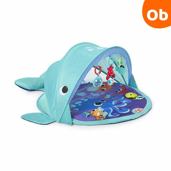 KidsII Bright Starts(ブライトスターツ)  エクスプロア&ゴー・アクティビティジム 11393【ラッピング不可商品】【送料無料 沖縄・一部地域を除く】