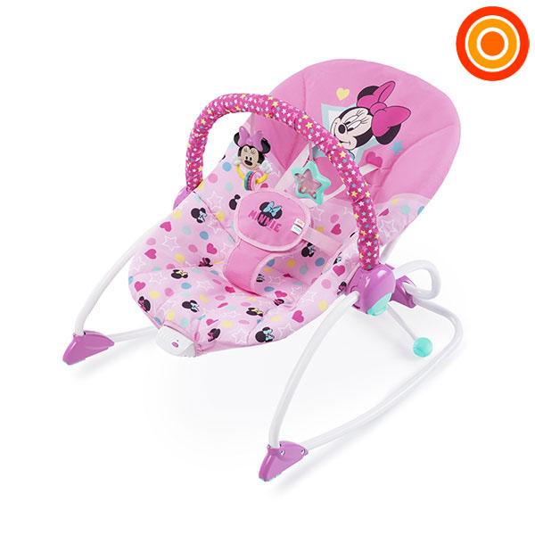 KidsII ミニーマウス・スターズ&スマイルズ・ロッカー 11520【ラッピング不可商品】【送料無料 沖縄・一部地域を除く】