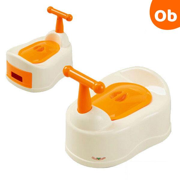 寶寶如廁灰色 / 橙色