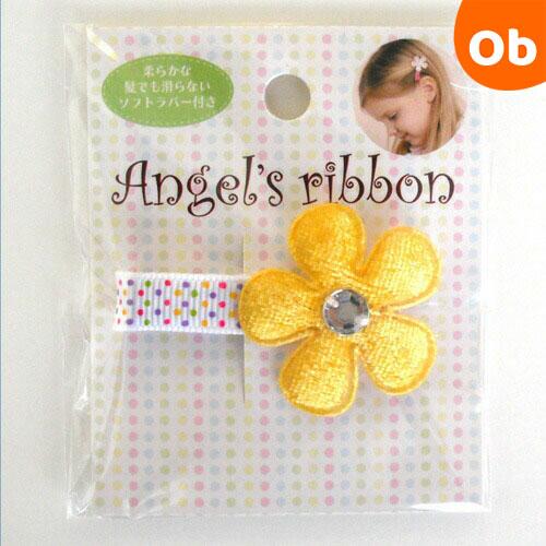 メール便送料無料 まとめ買い特価 Angel's ribbon レビューを書けば送料当店負担 フラワー1ヶ入 AFLW004 エンジェルズリボン