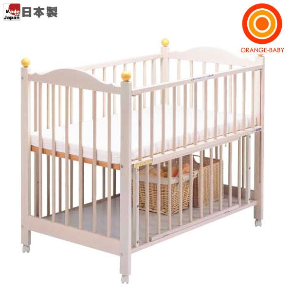 Savababy Crib Type Mignon Ivory White