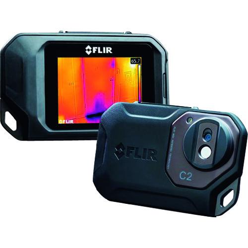 【在庫あり】イチネン TASCO タスコ FLIR コンパクト サーモグラフィ カメラ TA410FC