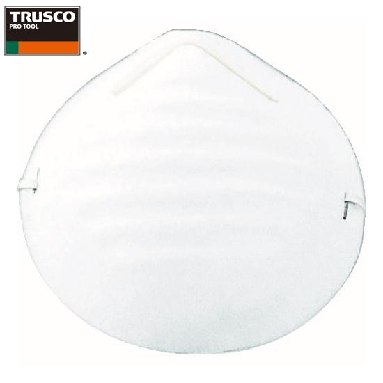一般作業用マスクでコスト重視な方へオススメ トラスコ中山 予約 TRUSCO 一般作業用マスク カップ型 メーカー直売 50枚入り マスク 117-0961 DPM-50 50枚入