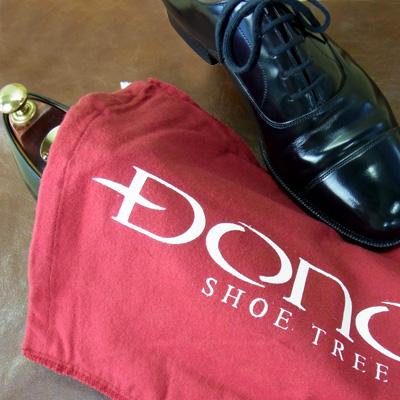 大切な靴の保管に ダナックの靴袋 ネコポス選択で送料250円 DONOK ダナック 至高 シューズ袋 新色追加して再販 靴袋 靴用巾着袋です 1枚入 出張や旅行に便利なシューズバッグ 靴を傷めない柔らかな布製