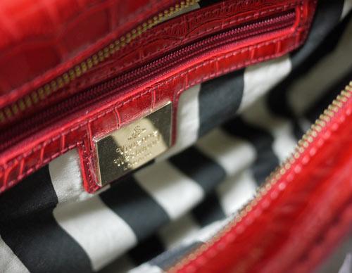 Vivienne Westwood (Vivienne Westwood) crocodile-style 2-Way bag / business bags (black) 02P28Sep16