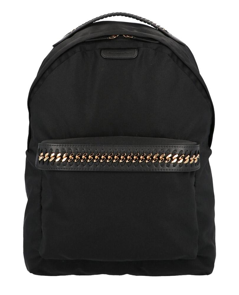 ステラマッカートニー(STELLA McCARTNEY)リュックサック バックパック ブラック Backpack Eco Nylon Falabella【あす楽対応_関東】