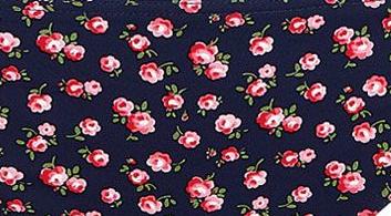 Cath 金德 (Cath 金德) 小玫瑰设计女式泳衣笼头颈部比基尼 [P27Mar15