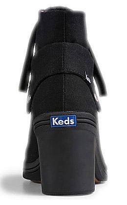 KEDS FIESTA HI SHOES (black X black ) fs04gm