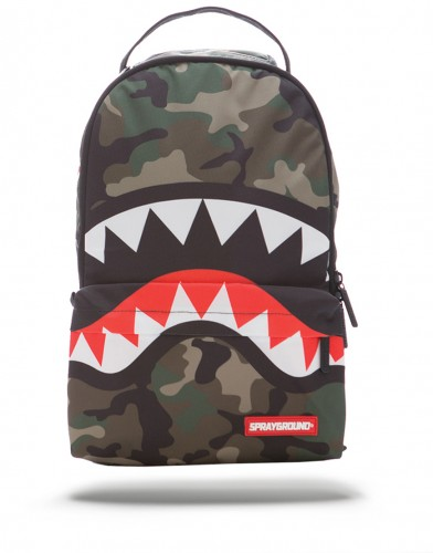 Orangecookie | Rakuten Global Market: Sprayground LIL CAMO SHARK ...