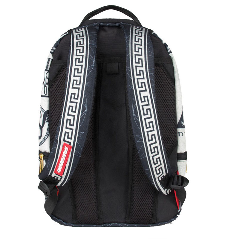 Richie Rich x Sprayground Billionaire bag club P27Mar15