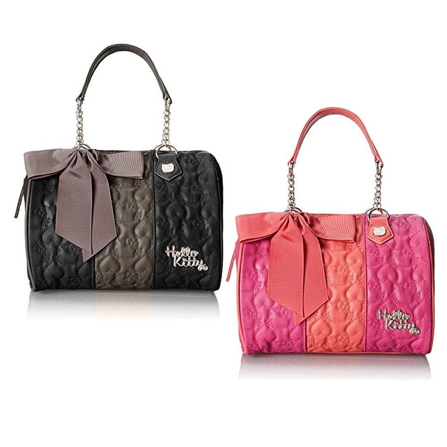 3ccf8ef84 Orangecookie: Loungefly Hello Kitty Quilted Duffle / pink, black  P23Jan1605P07Feb16   Rakuten Global Market